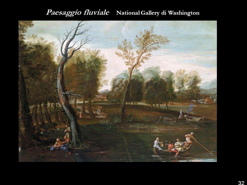 Paesaggio con la fuga in Egitto Roma, Galleria Doria Pamphilii 31