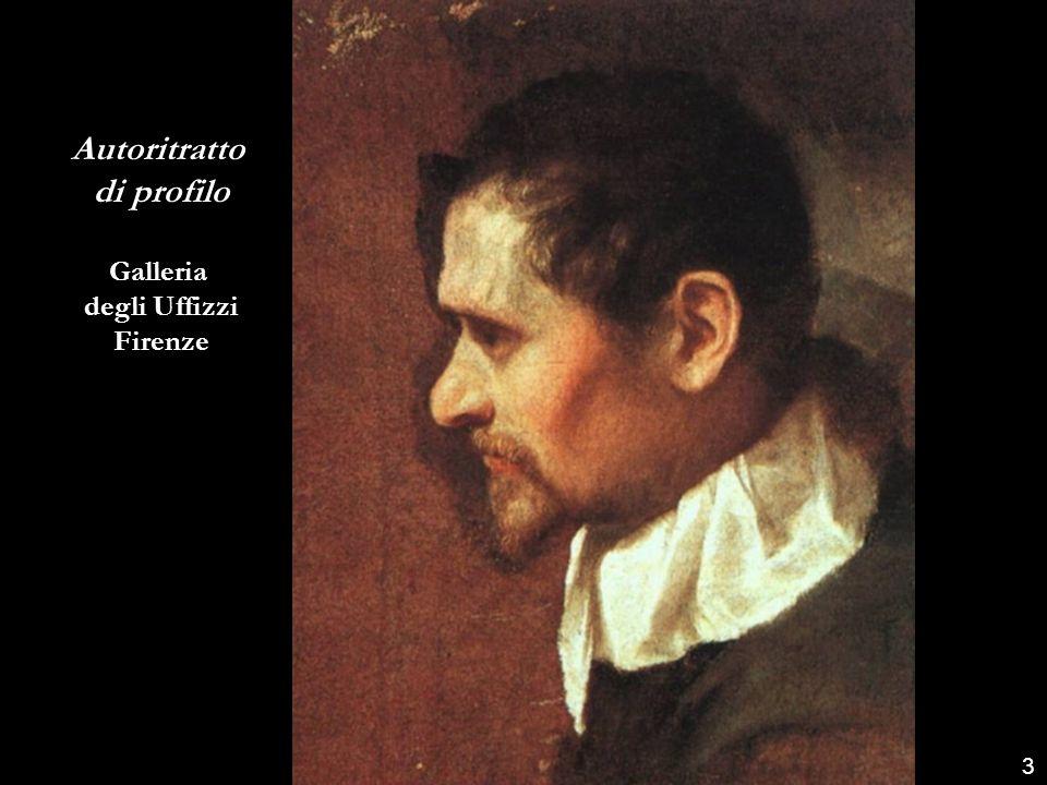 Autoritratto e altre figure Pinacoteca di Brera - Milano 2
