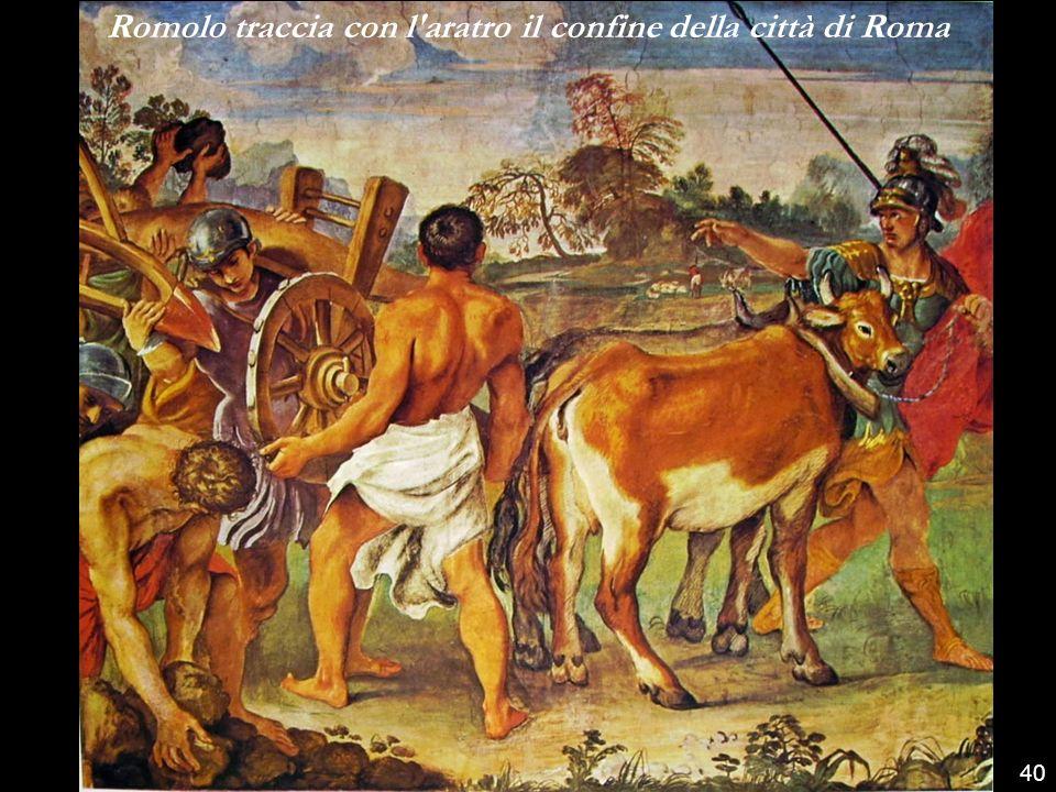 La fondazione di Roma 39