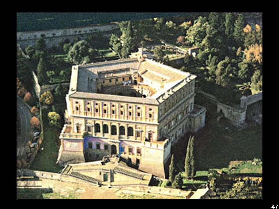Nel 1595 fu chiamato da Odoardo Farnese a Roma per la decorazione del camerino di Palazzo Farnese 46