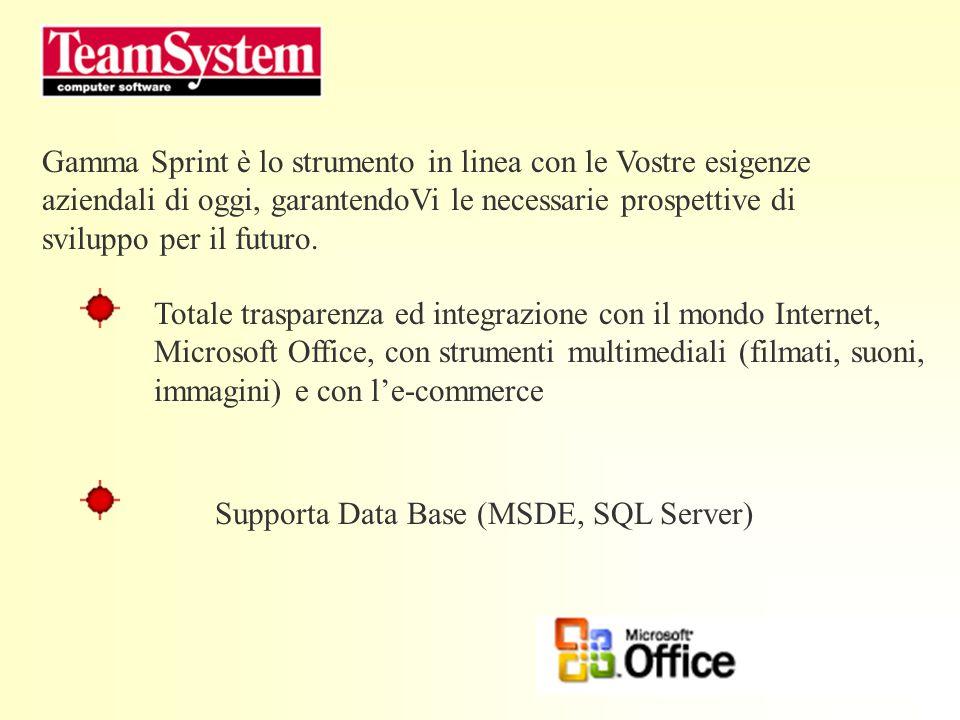 In Sostanza che cosa possiede di più degli altri software gestionali.