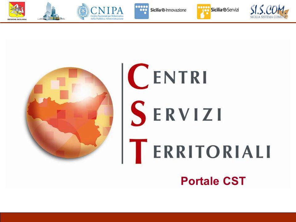 Portale CST