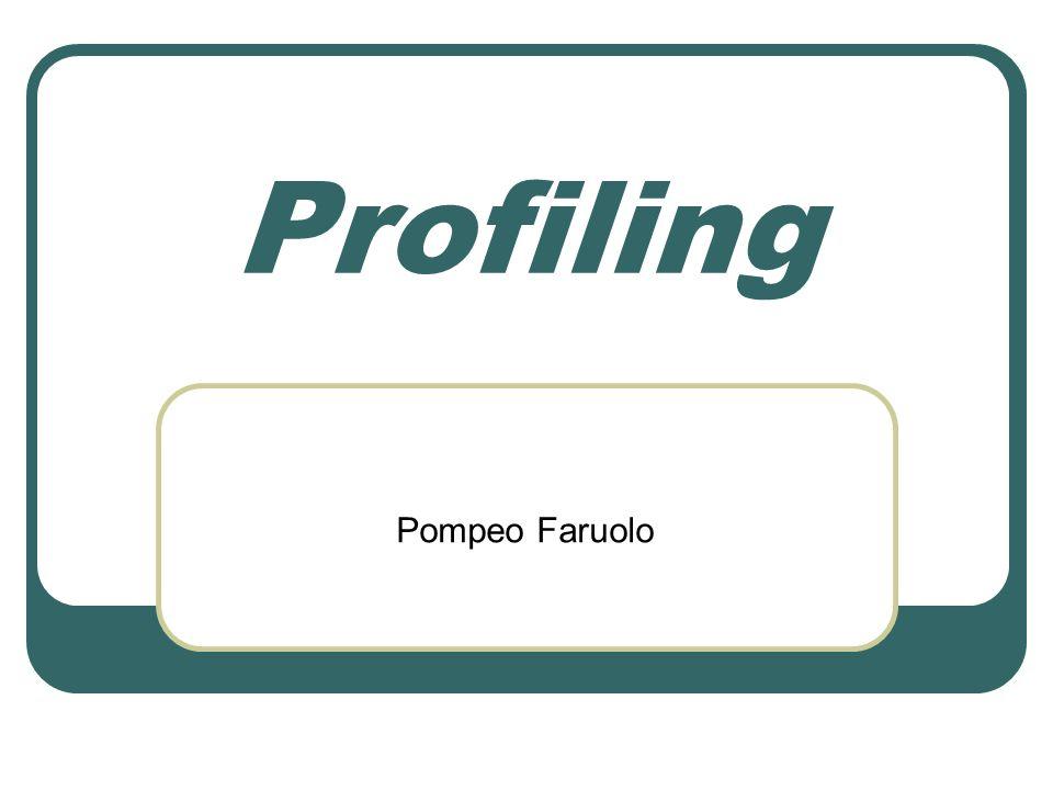 Utilizzo HPC CPU design Monitorare politiche di scheduling di un SO Compilatori Profiling di algoritmi