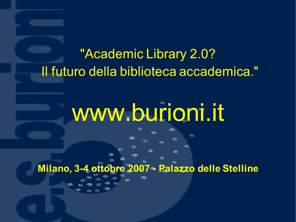 Academic Library 2.0.