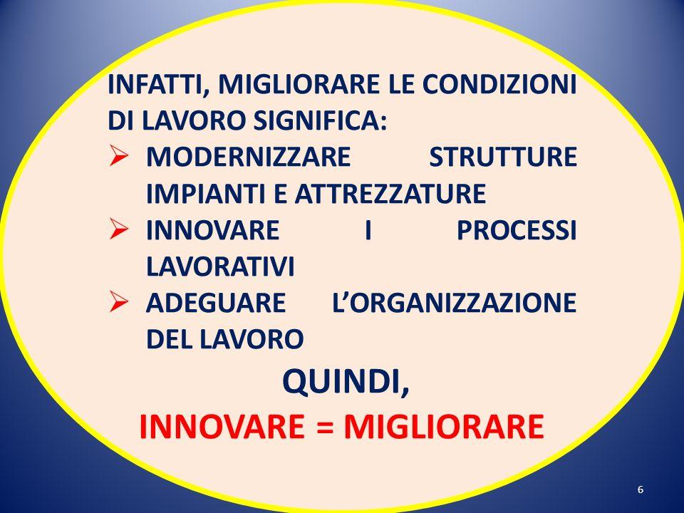 PROPOSTA DI LEGGE REGIONALE MIGLIORAMENTO AZIENDALE 16 Art.