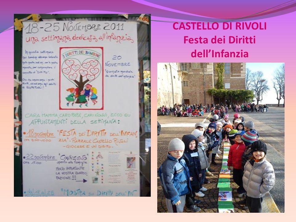 CASTELLO DI RIVOLI Festa dei Diritti dellInfanzia