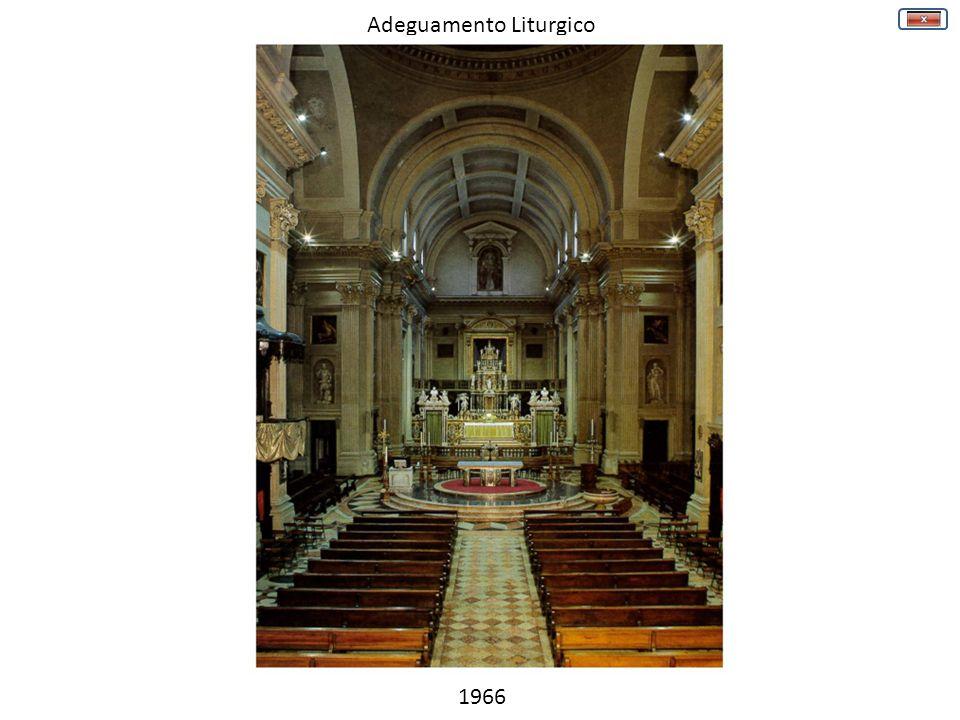 1966 Adeguamento Liturgico