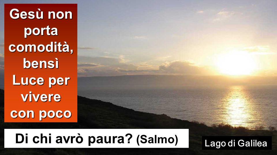 perché si compisse ciò che era stato detto per mezzo del profeta Isaìa: «Terra di Zàbulon e terra di Nèftali, sulla via del mare, oltre il Giordano, Galilea delle genti.