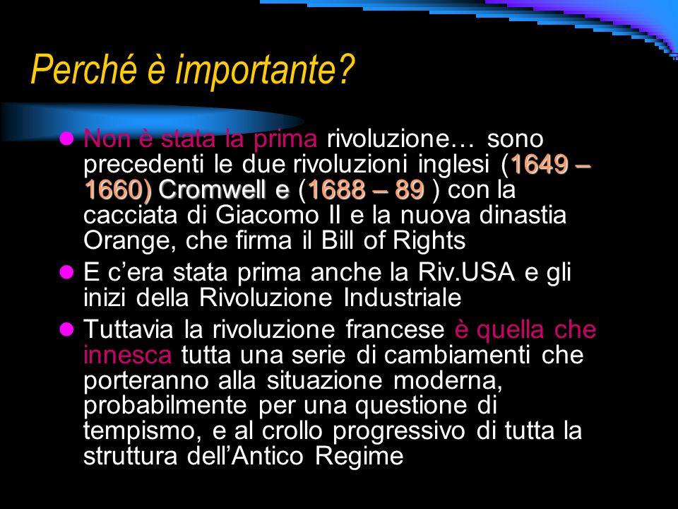 La fine di Robespierre Il malcontento dilaga Da una parte i borghesi, che temono la ghigliottina, dallaltra il popolo che contesta i salari bassi, le continue guerre e lessere supremo Il 27 luglio scoppia la rivolta guidata dai borghesi detta Termidoriana