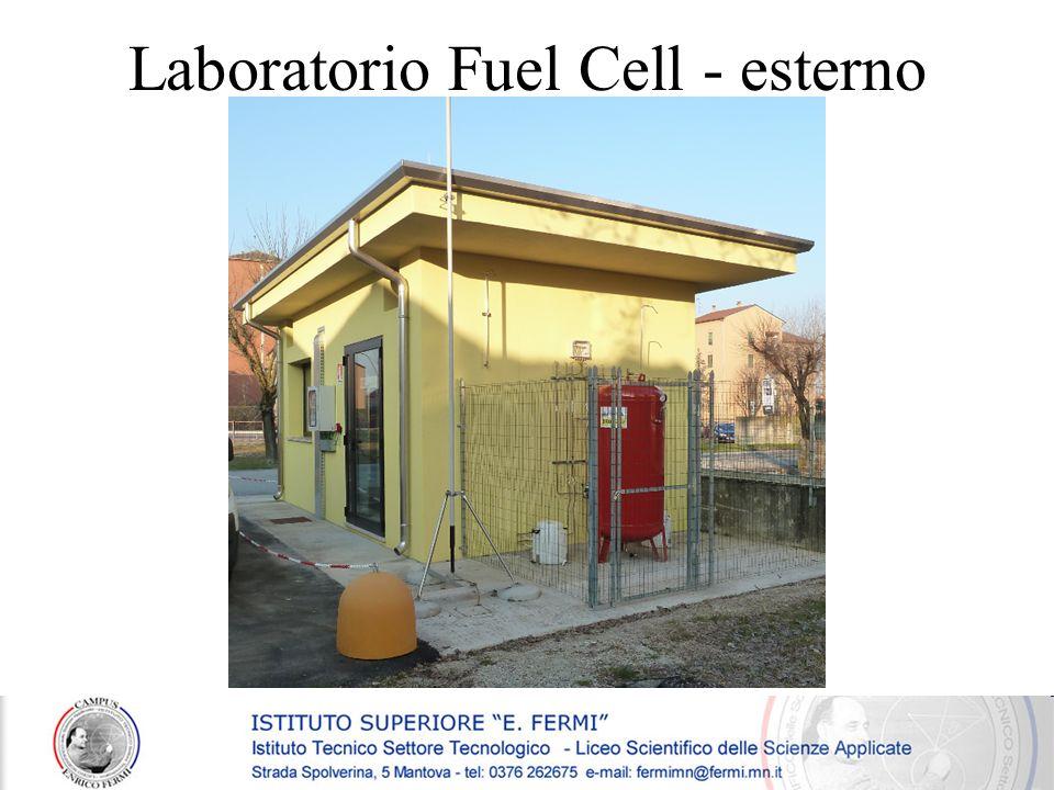 Laboratorio Fuel Cell - esterno