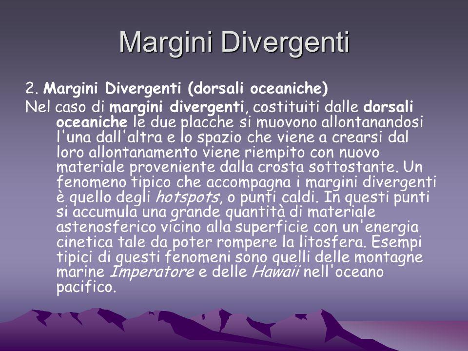 Margini Divergenti 2.