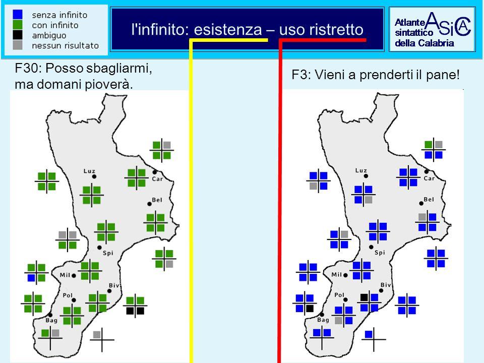 © T K refeld homas 3 l infinito: esistenza – uso ristretto F30: Posso sbagliarmi, ma domani pioverà.