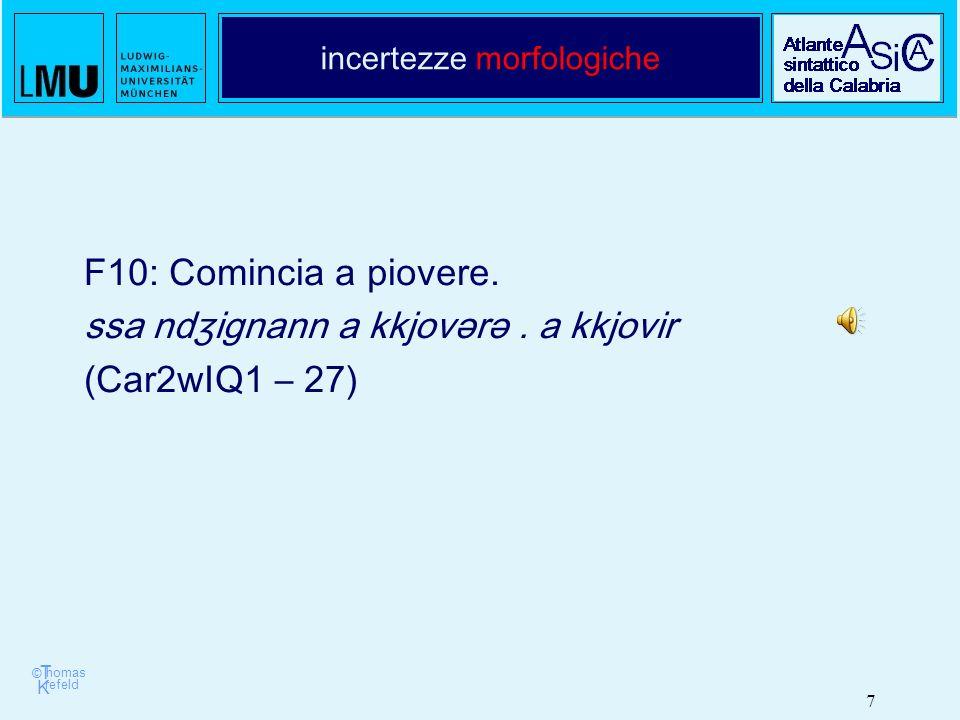 © T K refeld homas 18 l esempio analogo di pi per eʃʃ(i), gheʃʃ(i) .