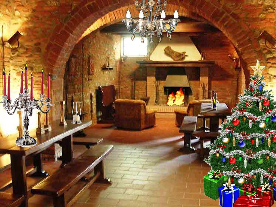 -per creare un pò datmosfera...che ne dite se mettiamo un bell albero di Natale