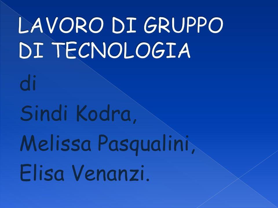 di Sindi Kodra, Melissa Pasqualini, Elisa Venanzi.
