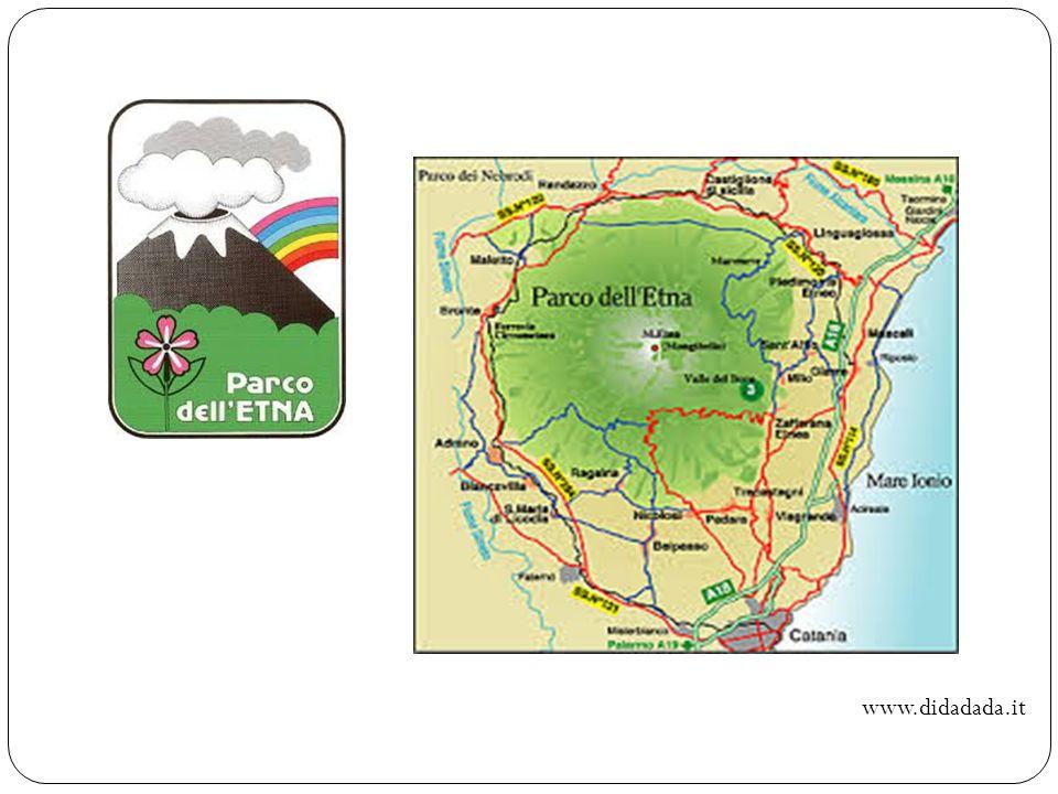 Nel 1987 è stato istituito, con decreto del Presidente della Regione Siciliana, il Parco naturale regionale dellEtna, con una superficie di circa 50.0
