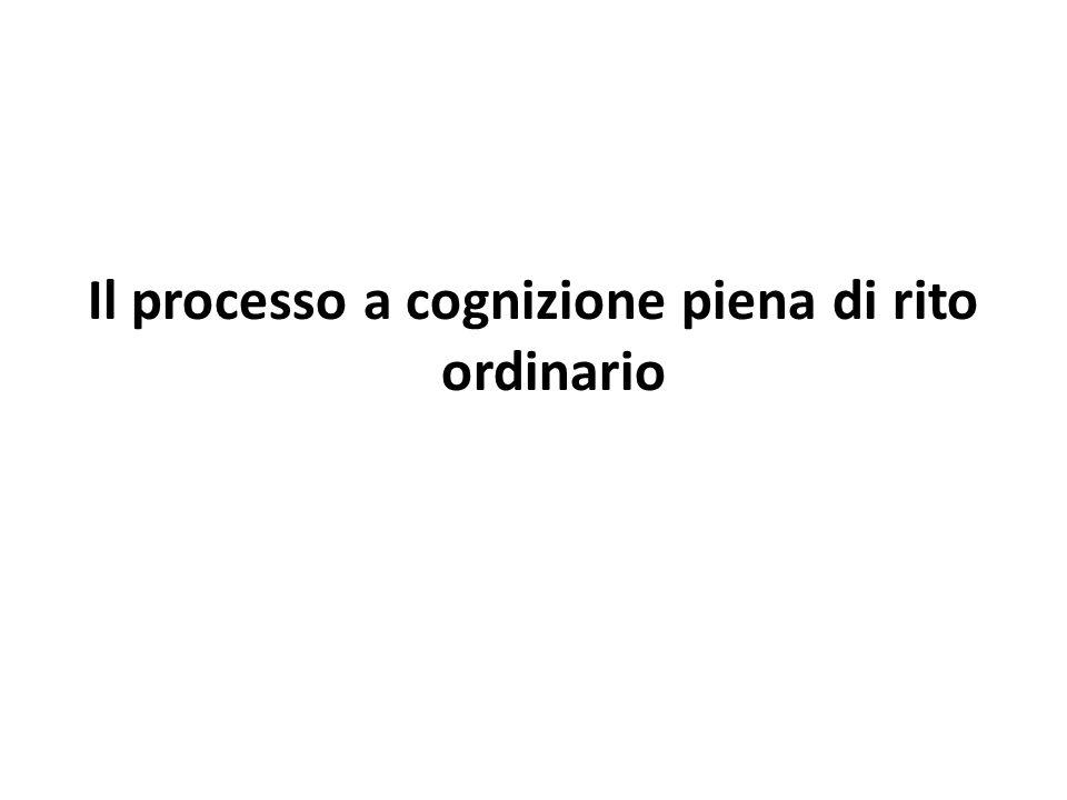 La conversione dei riti Un ulteriore elemento comune è costituito dalla regolamentazione della conversione del rito, quando la parte ha introdotto la domanda con un rito sbagliato.