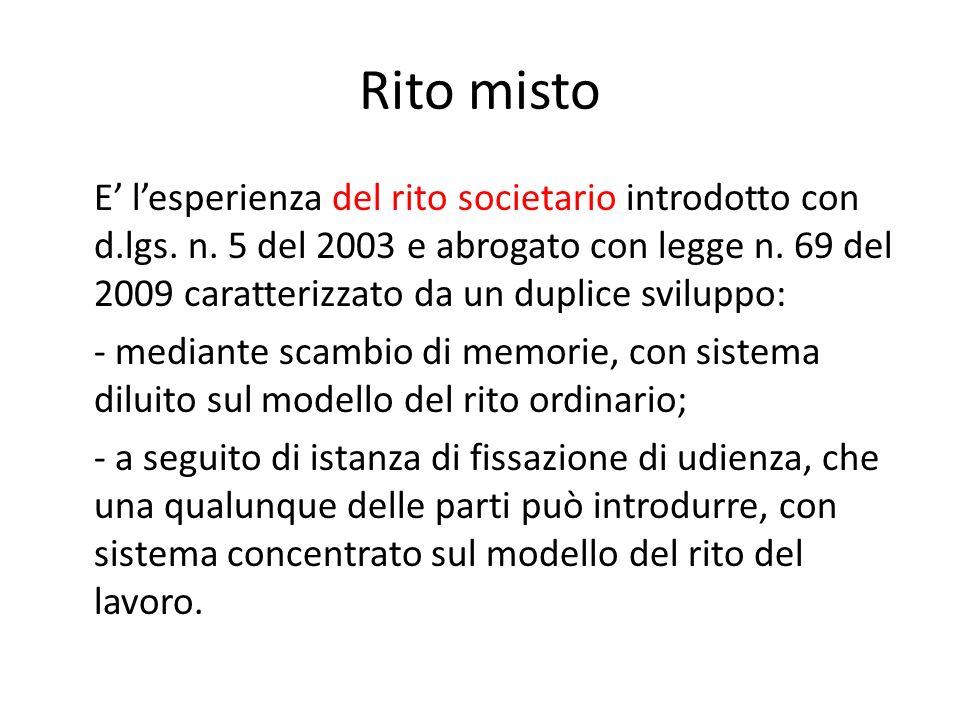 rimessione in istruttoria Ai sensi dellart.183, 7° comma, c.p.c.