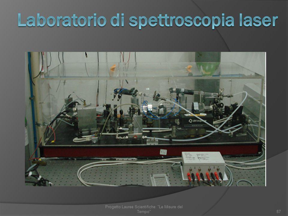 87 Progetto Lauree Scientifiche: