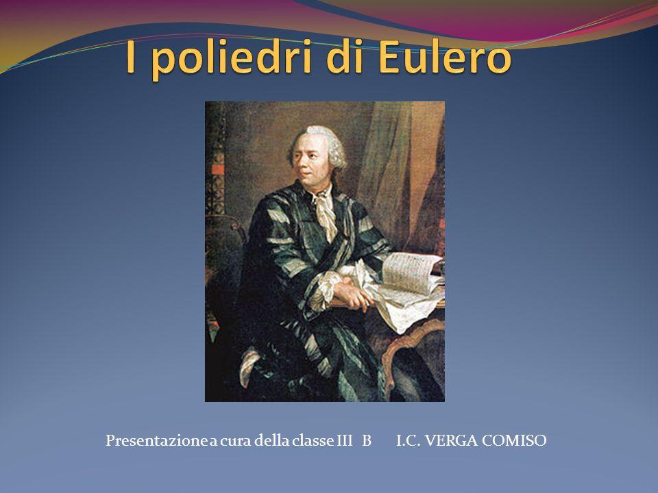 Presentazione a cura della classe III B I.C. VERGA COMISO