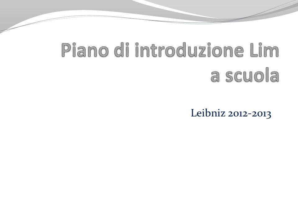 Leibniz 2012-2013