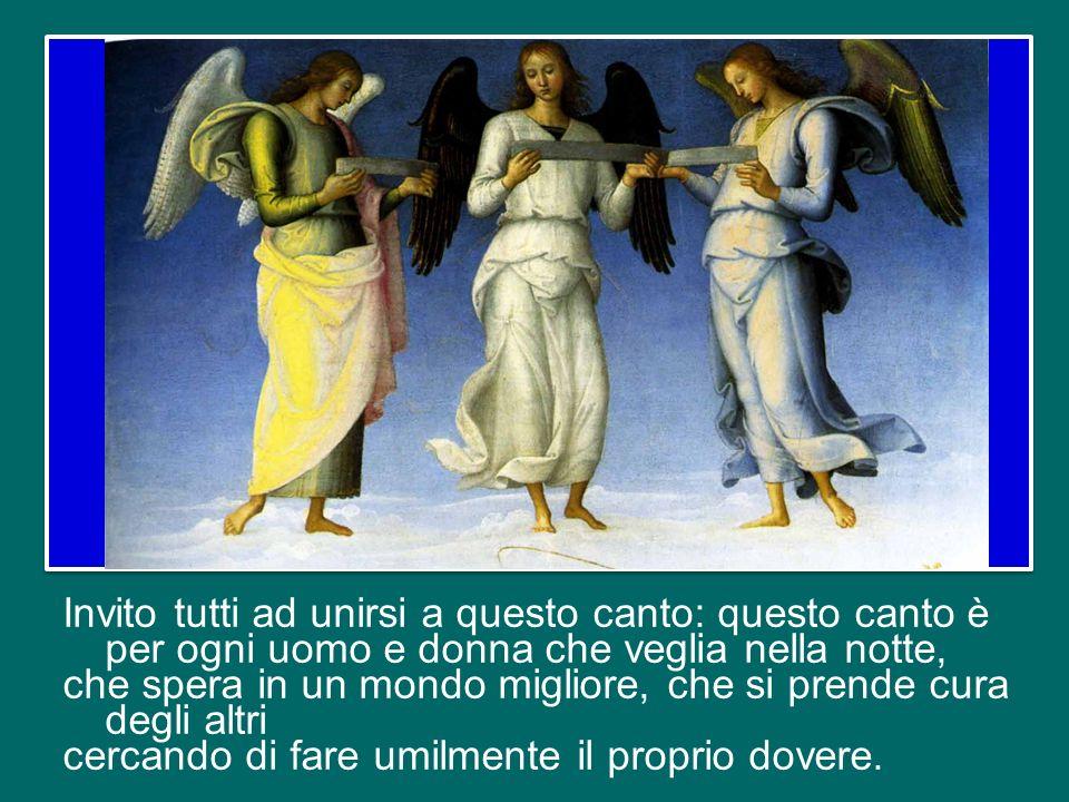 Cari fratelli e sorelle di Roma e del mondo intero, buongiorno e buon Natale.
