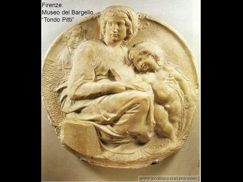 Firenze: Chiesa di San Lorenzo Madonna che allatta