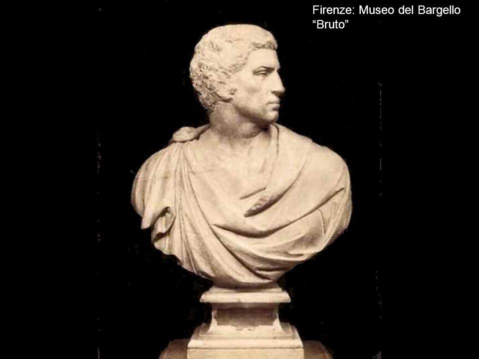 Firenze: Museo del Bargello Tondo Pitti