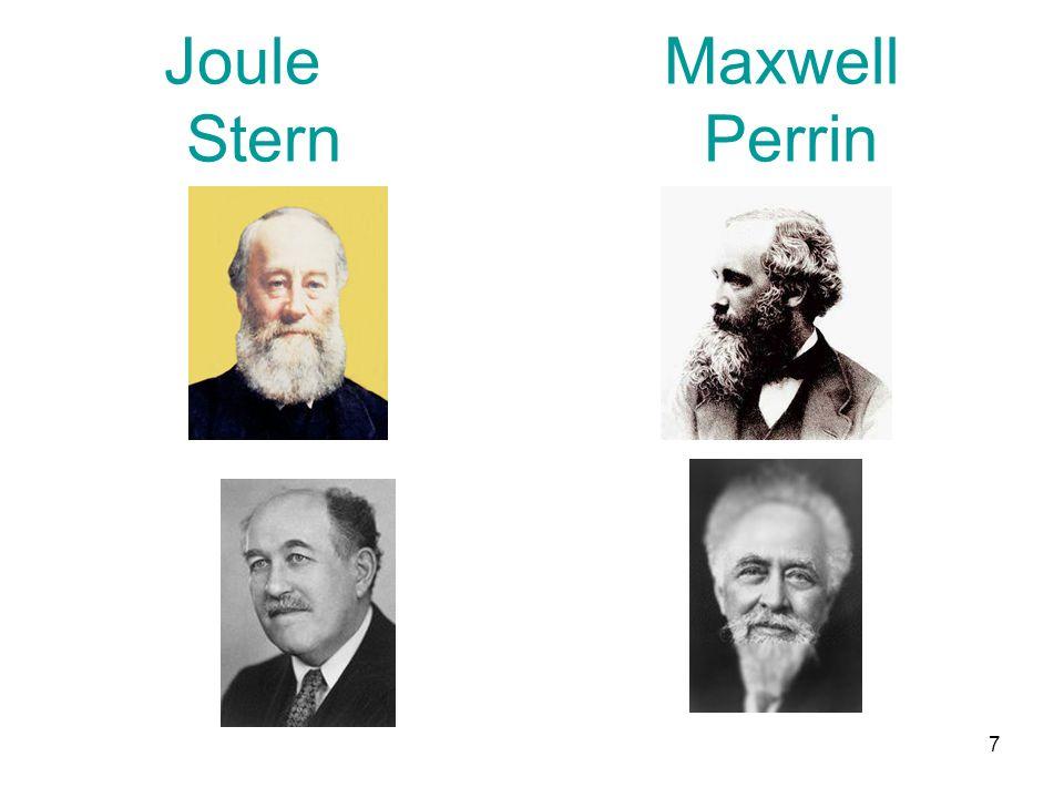 7 Joule Maxwell Stern Perrin