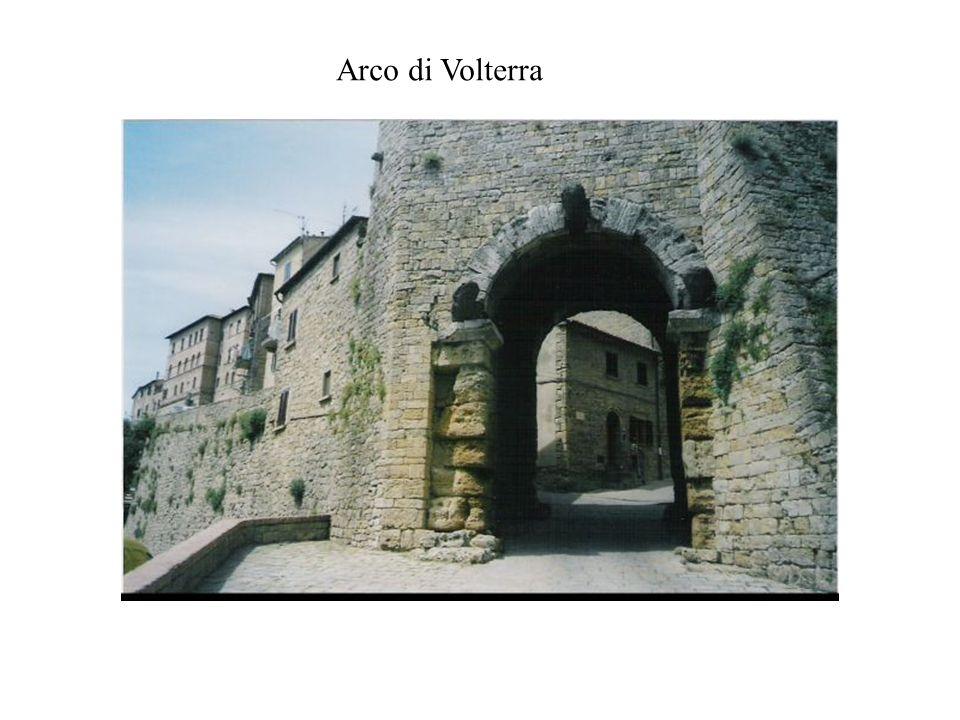 Arco di Volterra