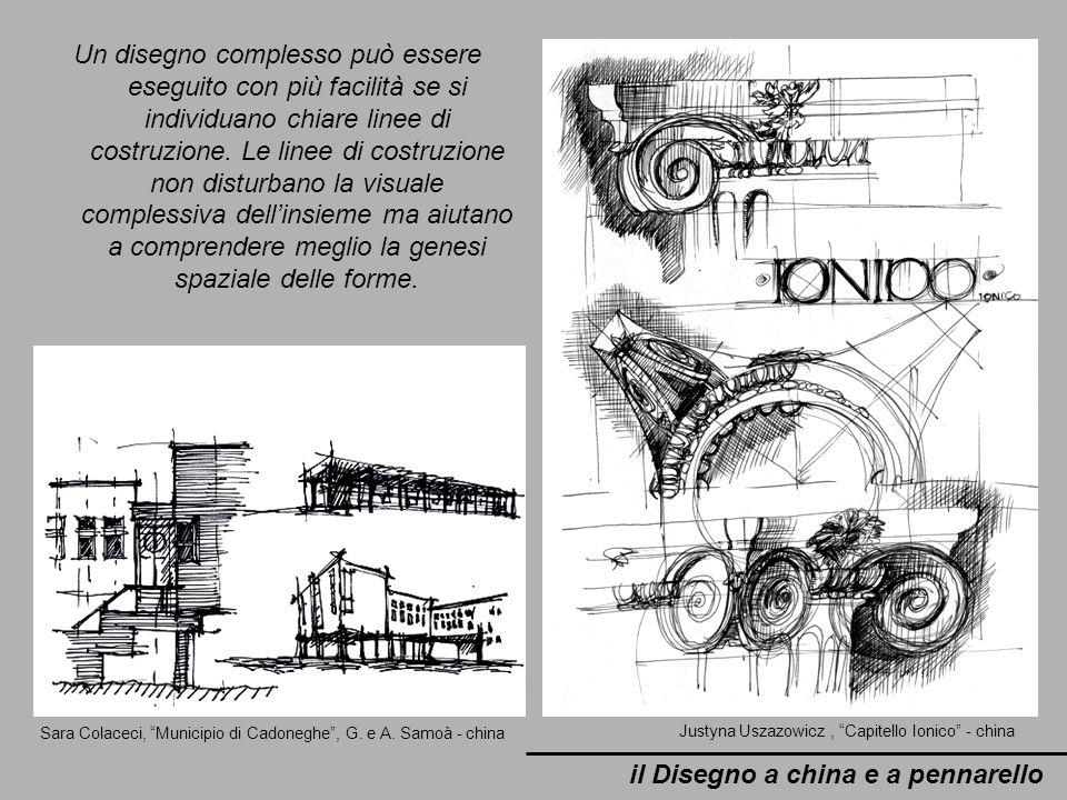 il Disegno a china e a pennarello Sara Colaceci, Municipio di Cadoneghe, G.