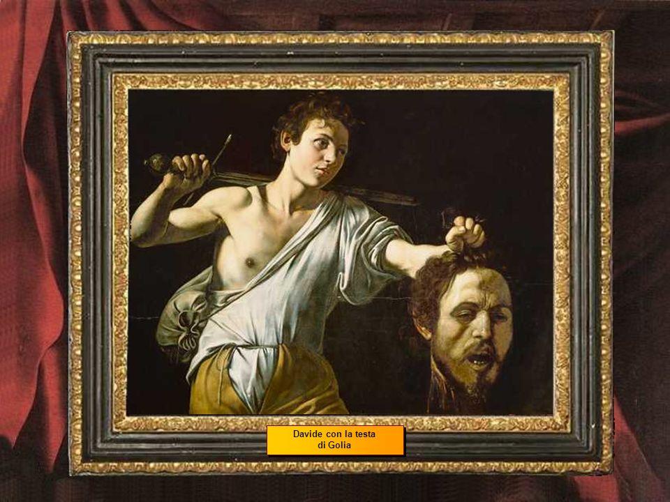 Davide con la testa di Golia Davide con la testa di Golia