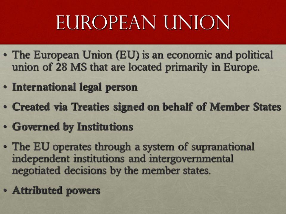 Il mercato unico