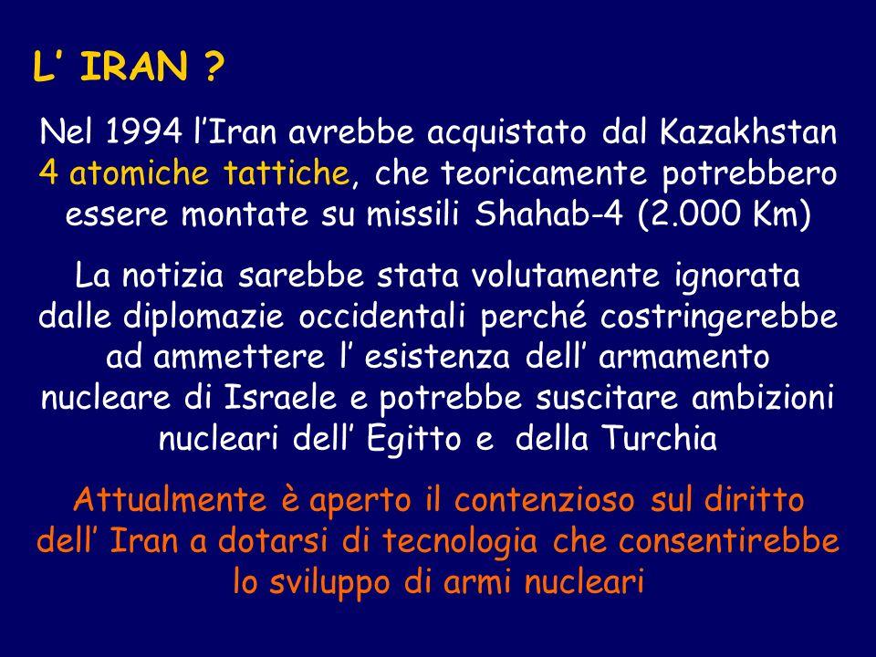 L IRAN .