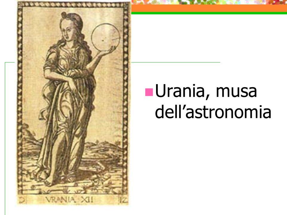 Urania, musa dellastronomia