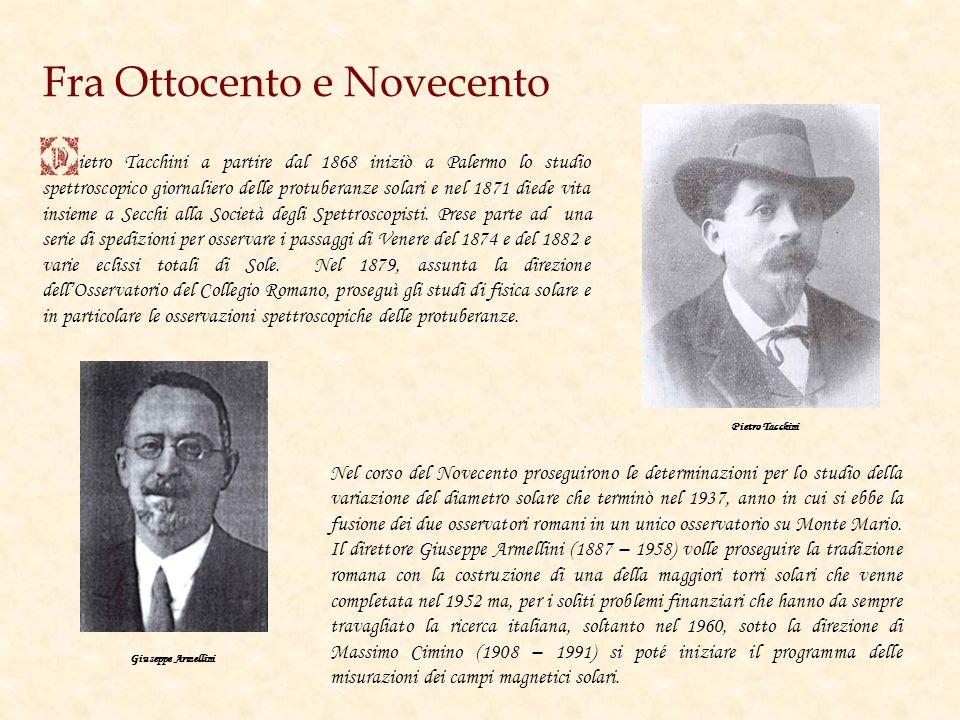 Lorenzo Respighi (1824 – 1889) espighi applicò lo spettroscopio allo studio delle protuberanze solari seguendo e perfezionando il metodo di Janssen e