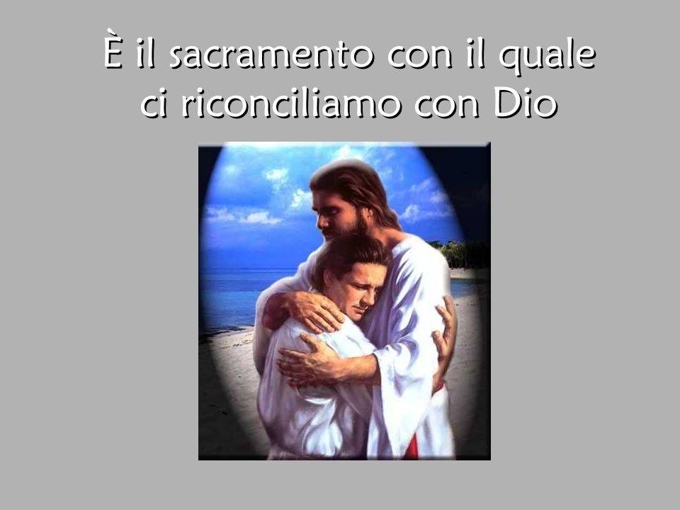 Confessiamo i nostri peccati e Lui ci perdona e ci risolleva Confessiamo i nostri peccati e Lui ci perdona e ci risolleva