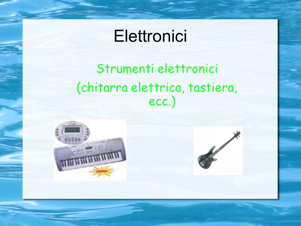 Percussione A membrana (tamburo) materiale vario (xilofoni, maracas, piatti, legnetti ecc.)
