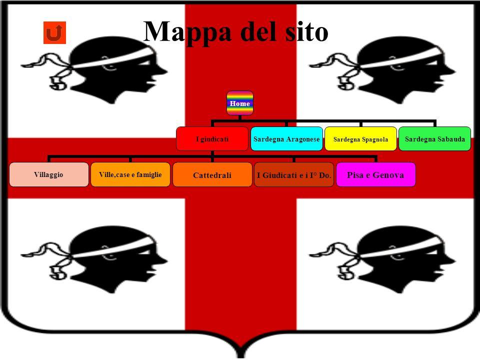 Home I giudicati Villaggio Ville,case e famiglie Cattedrali I Giudicati e i I° Do.
