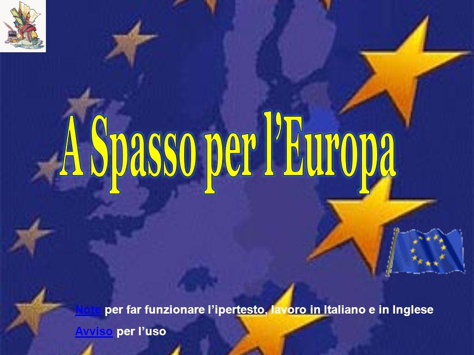 NoteNote per far funzionare lipertesto, lavoro in Italiano e in Inglese AvvisoAvviso per luso