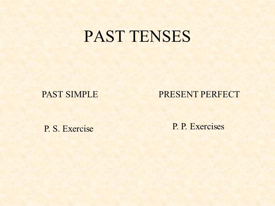 PAST SIMPLE Il Simple Past è il tempo verbale inglese che esprime il concetto generale di unazione che si è svolta nel passato e non ha più nessun rapporto con il presente.