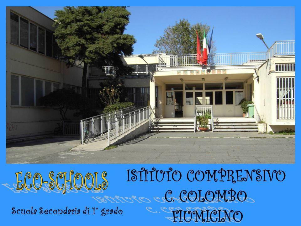 INDAGINE AMBIENTALE: MOBILITA SOSTENIBILE ECOSCHOOLS 2010 – 2011 QUESTIONARIO PERCORSO CASA-SCUOLA I.