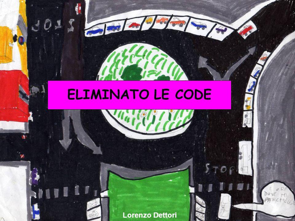 Lorenzo Dettori ELIMINATO LE CODE