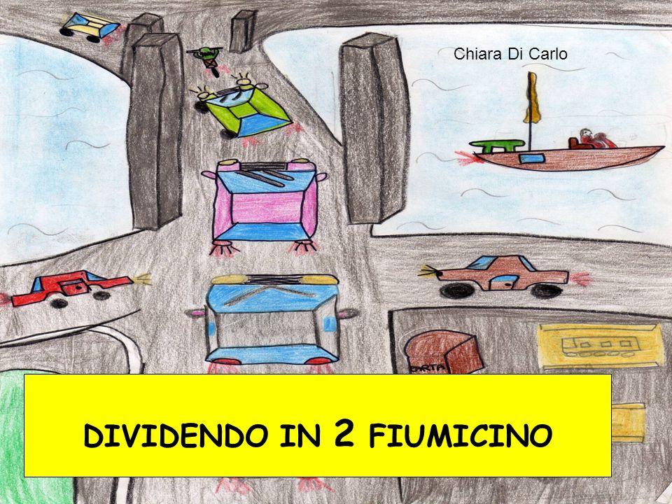 Chiara Di Carlo DIVIDENDO IN 2 FIUMICINO