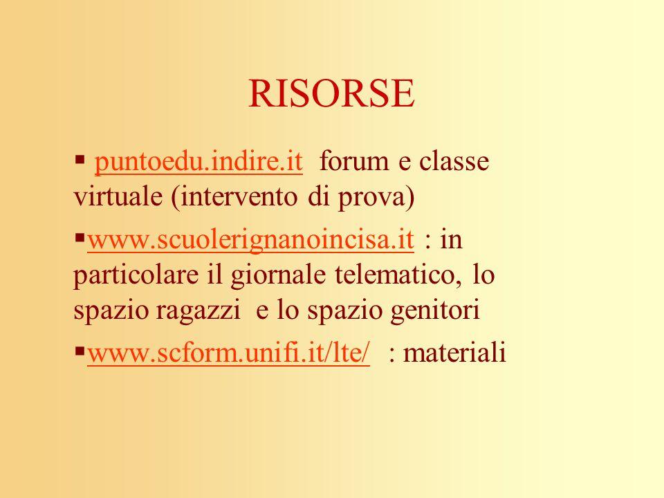 PISTE DI LAVORO 1.