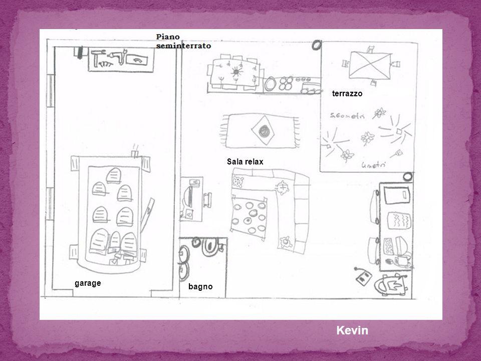 Kevin terrazzo bagno garage Sala relax