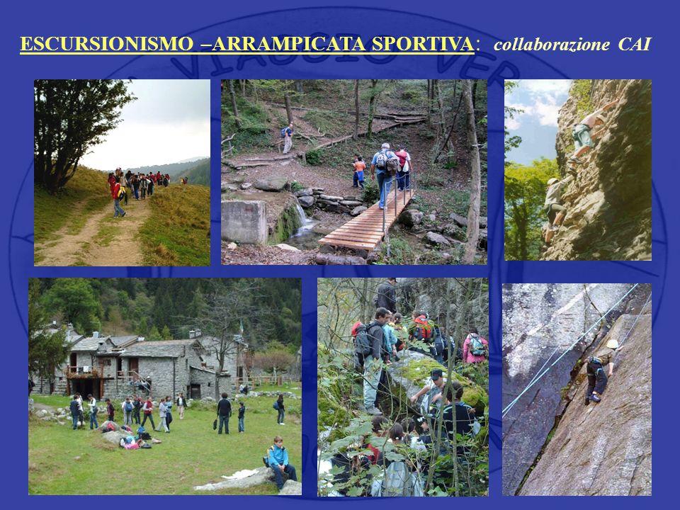… e una scalata di allenamento una notte al rifugio CLASSI SECONDE : escursione di due giorni in Val Masino Freeclim- bing a Sasso dErba ai Corni di C