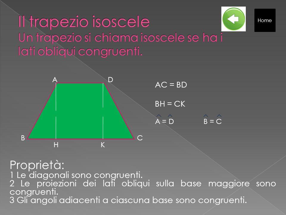 A A BC D A + B = 180°