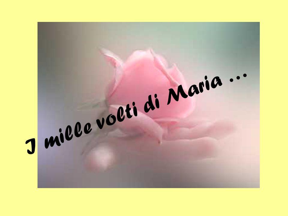 I mille volti di Maria …