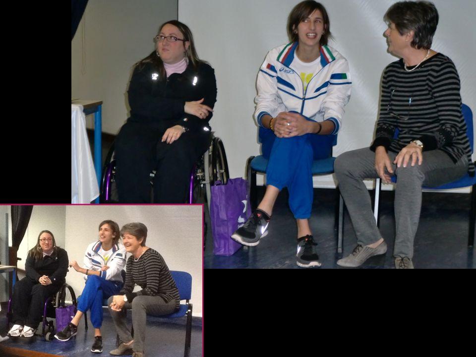 I Campioni si raccontano...Il 5 dicembre 2012 per la scuola media G.